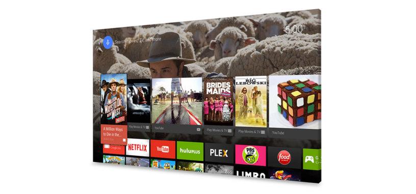 Sony lanzará en febrero sus primeras televisiones con Android TV