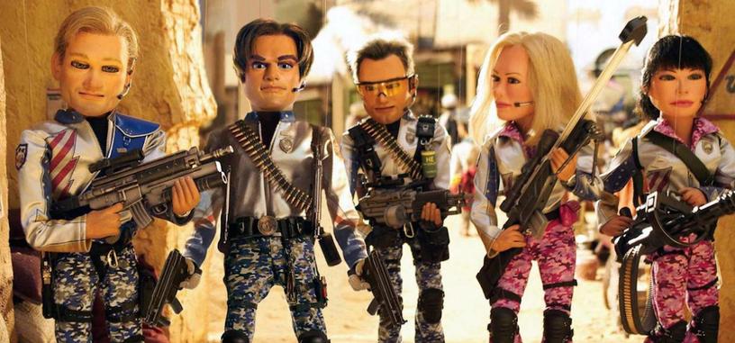 Paramount cancela las proyecciones de 'Team America' en EE.UU