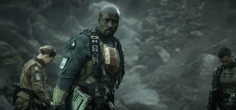 El actor de 'Halo: Nightfall', Mike Colter, será Luke Cage en la serie de Netflix