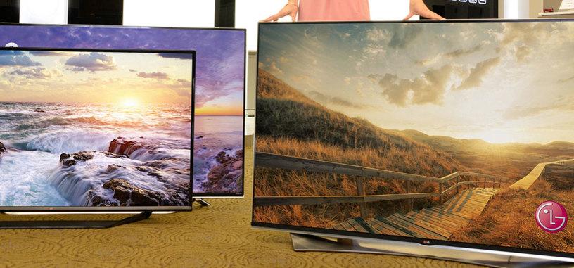 LG presentará en el CES sus nuevos televisores 4K de punto cuántico y webOS