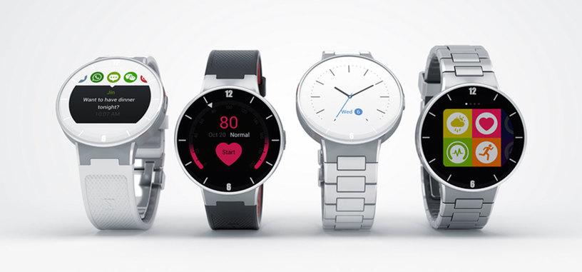 Alcatel OneTouch Watch, un reloj inteligente barato y compatible con Android e iOS