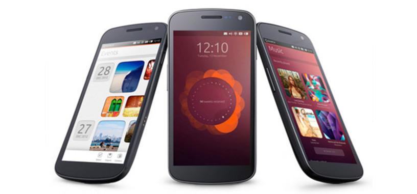 Canonical retrasa la aparición del primer móvil con Ubuntu hasta el primer trimestre de 2014