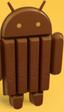 El 39,1% de los dispositivos Android funcionan con la versión 4.4 KitKat