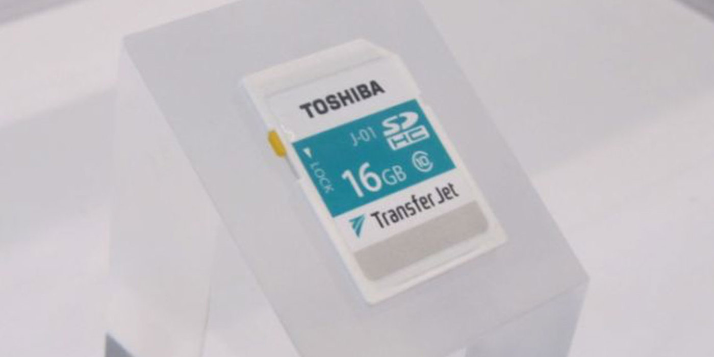 TOSHIBA TransferJet SD Driver for Windows