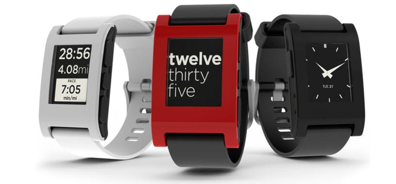 Ya se han vendido 1 millón de relojes Pebble, y se aproximan nuevos modelos