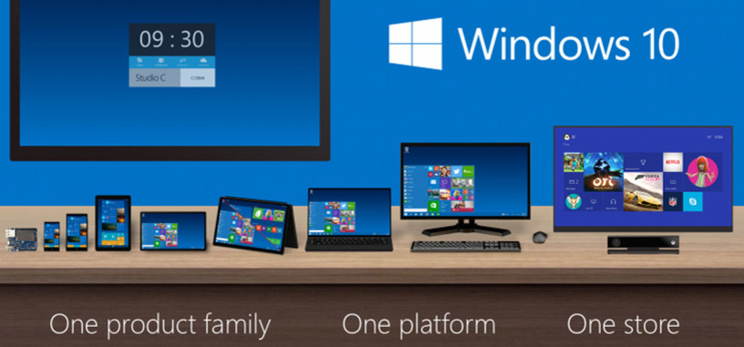 La actualización de Windows 7 y 8 a Windows 10 será gratuita