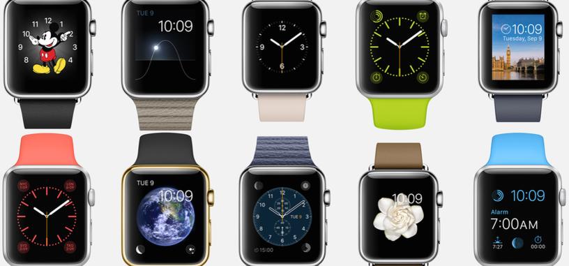 La autonomía del Apple Watch será de 2,5 horas de uso intenso