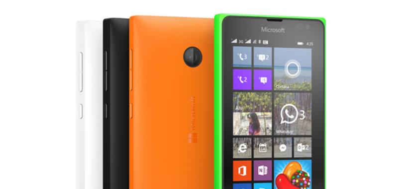 La gama baja de Windows Phone se refuerza con los Lumia 435 y 532