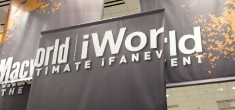 Una selección de productos de MacWorld/iWorld 2012