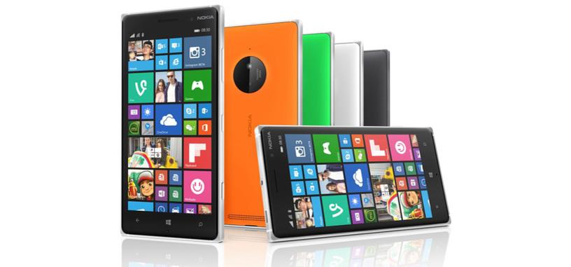 La actualización a Windows 10 para los Lumia llegará en diciembre