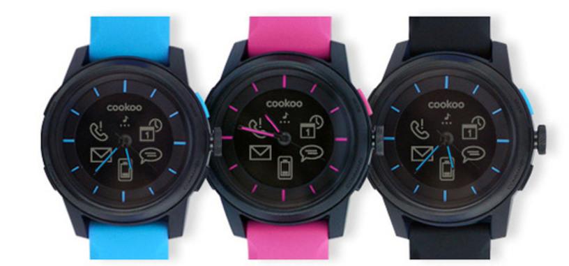El reloj inteligente COOKOO Watch para dispositivos iOS tendrá su lanzamiento oficial en el CES