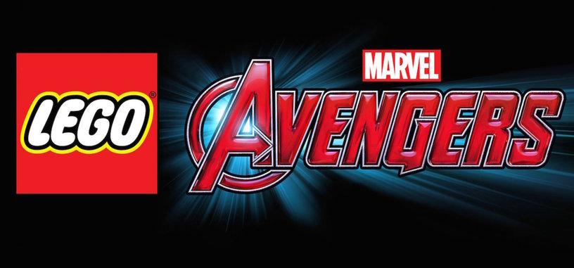 Los videojuegos de LEGO Marvel Avengers y LEGO Jurassic World saldrán este año a la venta