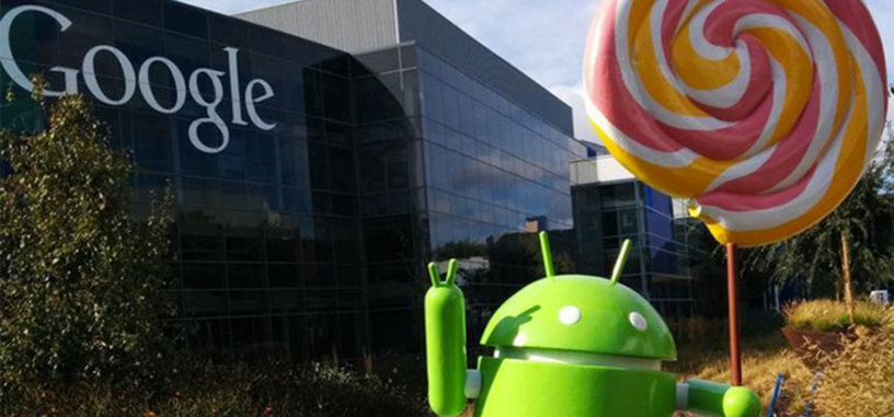 Android Lollipop ya está instalado en el 5,4% de los dispositivos
