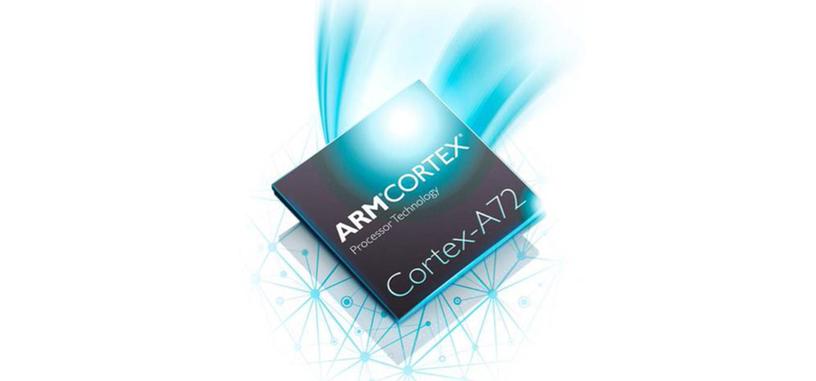 Qualcomm ya estaría preparando nuevos procesadores con los núcleos Cortex-A72