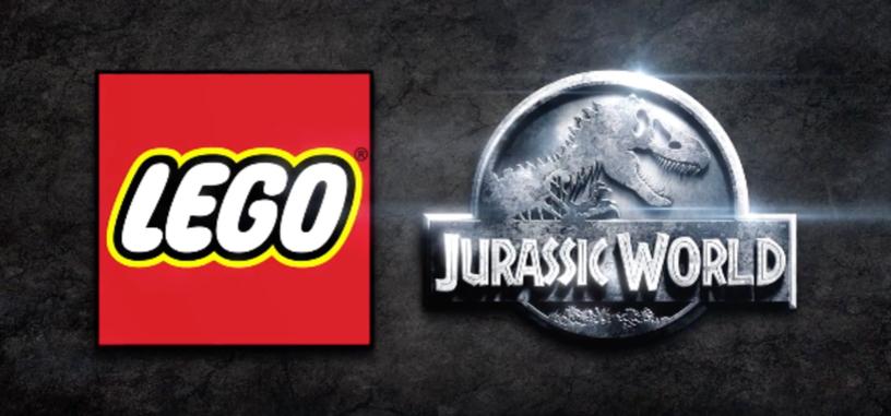 Más dinosaurios y terror en el nuevo tráiler de 'LEGO Jurassic World'