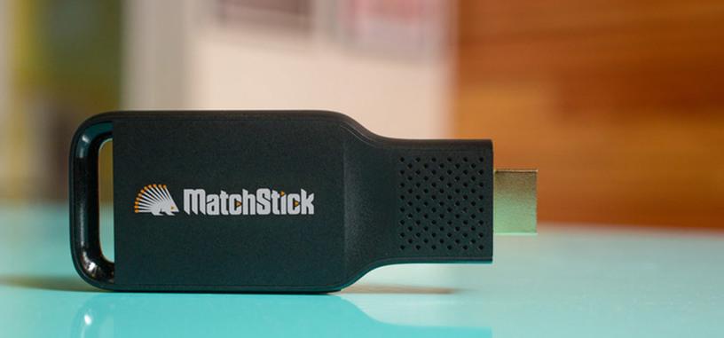 Mozilla cancela el Kickstarter del dispositivo de streaming Matchstick