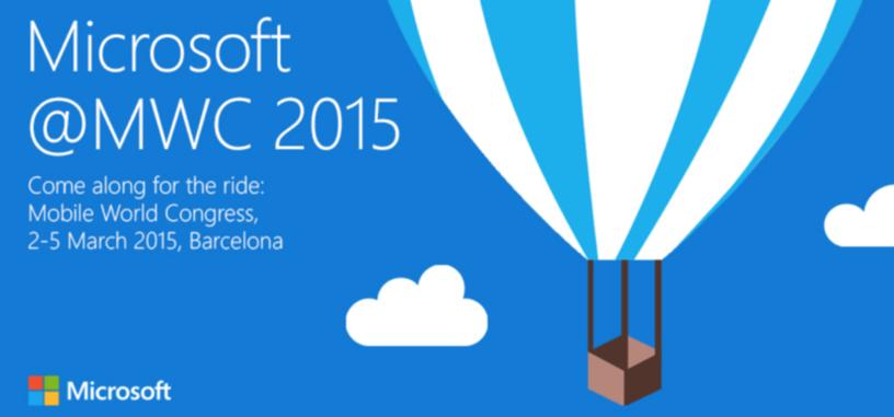 Microsoft estará presente en el Mobile World Congress de Barcelona