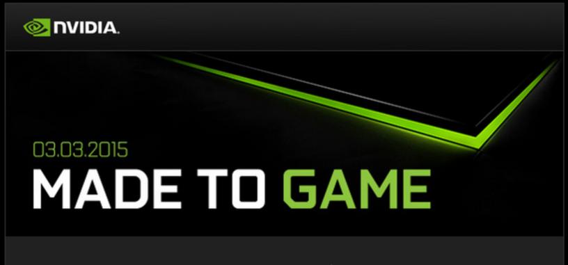 NVIDIA estará en el MWC, y podría presentar su primer teléfono para juegos