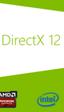 Las APU de AMD consiguen mejorar notablemente su rendimiento con las DirectX 12