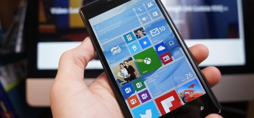 Las operadoras ya no pintan nada en la distribución de la primera actualización del Lumia 950
