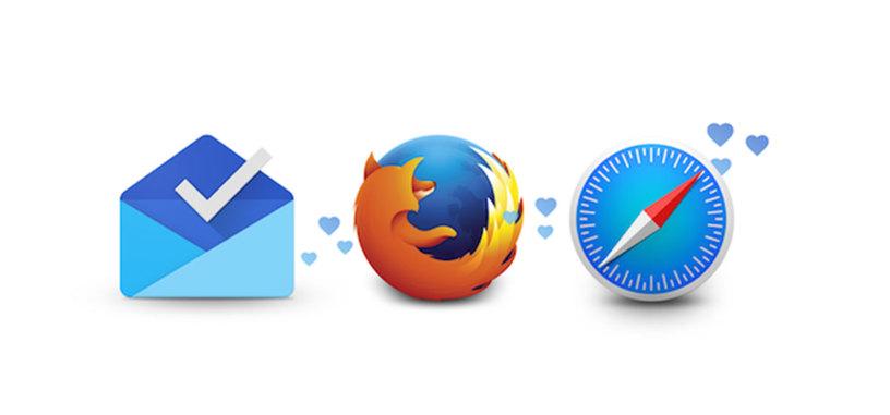 Inbox podrá gestionar en breve cuentas de Google Apps, ya se puede usar en Firefox y Safari