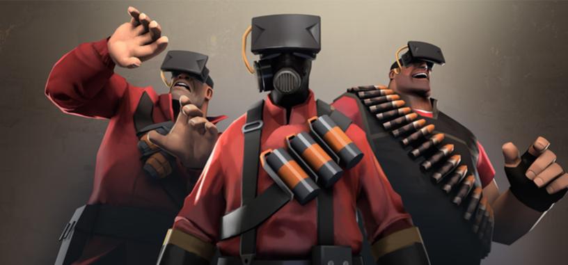 Valve se introduce en la realidad virtual con SteamVR