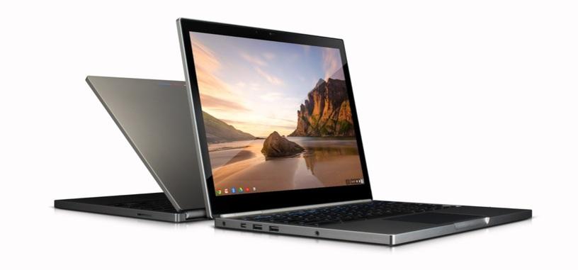Google no continuará produciendo portátiles Chromebook Pixel