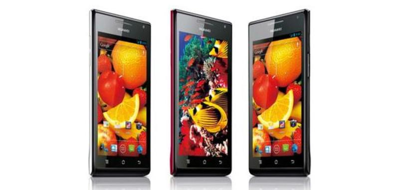 Huawei presentará  su serie P ultradelgada en el MWC, y un procesador de ocho núcleos en el segundo trimestre