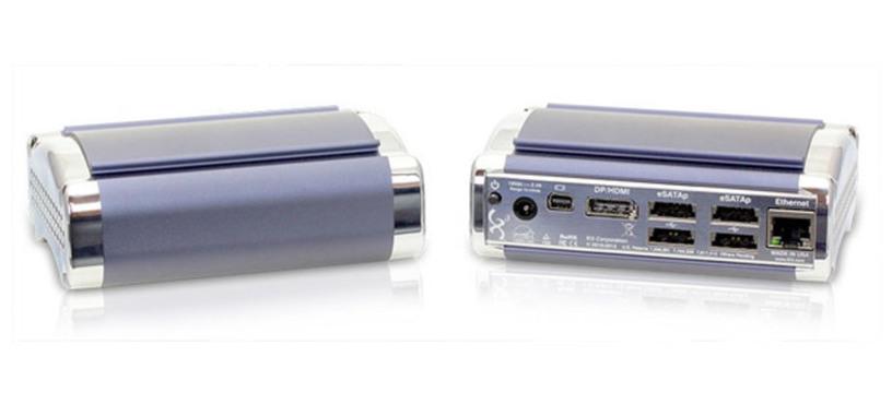 Xi3 Corporation, uno de los que crearán la Steam Box, muestra su pequeño ordenador Z3RO Pro