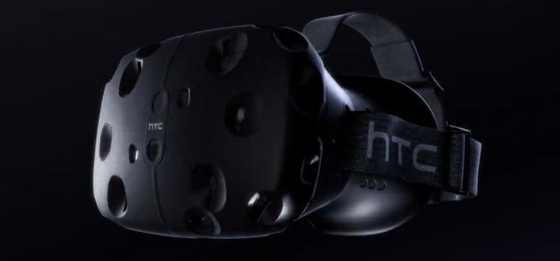 Valve y HTC se unen para lanzar las gafas de realidad virtual RE Vive