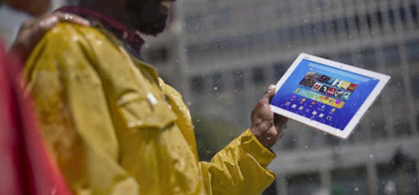Sony Xperia Z4 Tablet, con Snapdragon 810 para redefinir la gama alta