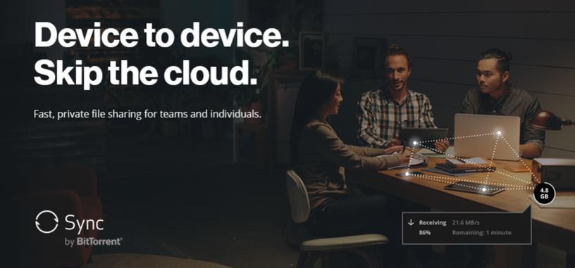 Bittorrent Sync 2.0 te permite compartir directorios sin subirlos a la nube