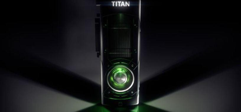 Nvidia introduce la nueva GeForce GTX Titan X, se presentará oficialmente en dos semanas
