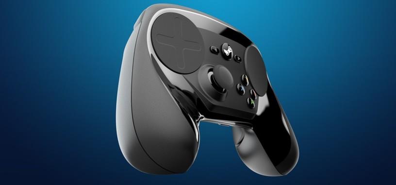 Valve patenta un nuevo mando Steam con más capacidad de personalización