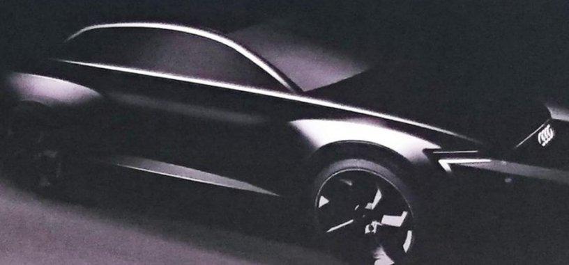 Audi promete un coche eléctrico en 2018 para los amantes de los deportivos utilitarios