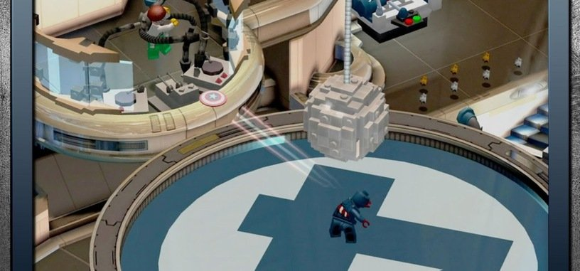 'LEGO Marvel Super Heroes' llega a iOS y Android