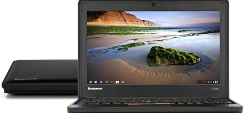 La gama de Chromebooks se expande con el Lenovo ThinkPad X131e