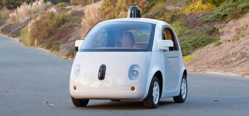 Google probará su prototipo de coche autónomo en las calles de Mountain View este verano