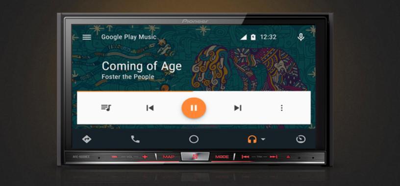 Android Auto llega a la Play Store para teléfonos con Android 5.0 y equipos Pioneer