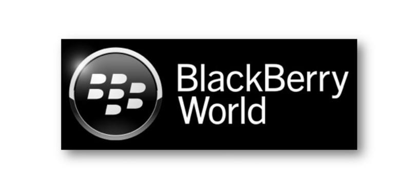 BlackBerry App World se convierte en BlackBerry World antes del lanzamiento de BB10
