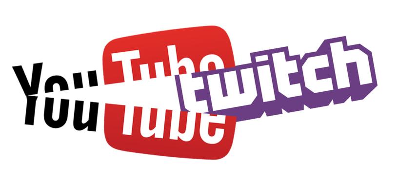 Yotube Live llegaría este año para competir con Twitch