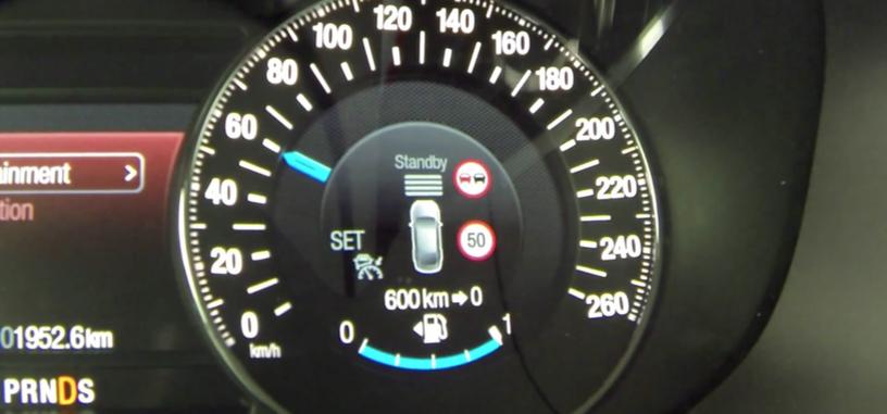 El nuevo coche de Ford ajustará su velocidad a las señales de tráfico