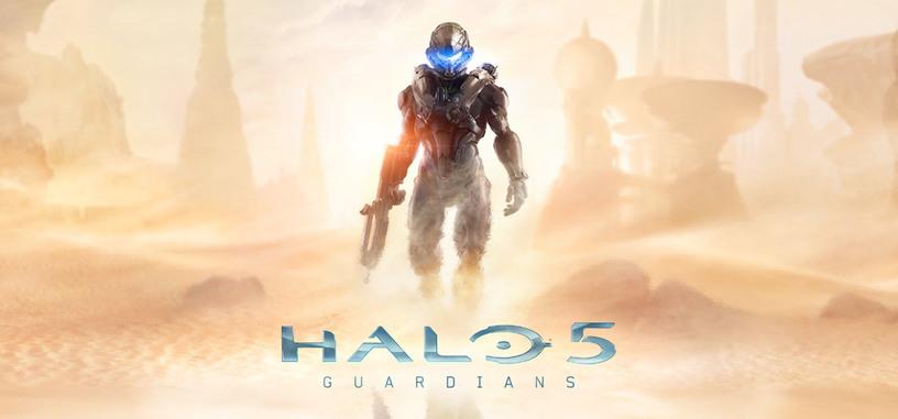 'Halo 5: Guardians' se pone serio con su nuevo tráiler