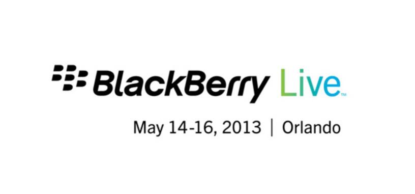 RIM renombra su conferencia de desarrolladores como BlackBerry Live y la celebrará en mayo