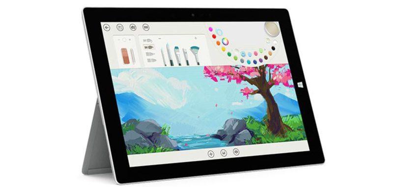 Microsoft presenta la tableta Surface 3, renovación con procesador Atom X7 y Windows 8.1