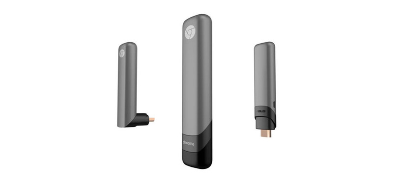 Chromebit es una barra HDMI que te permitirá usar Chrome OS por 85 dólares
