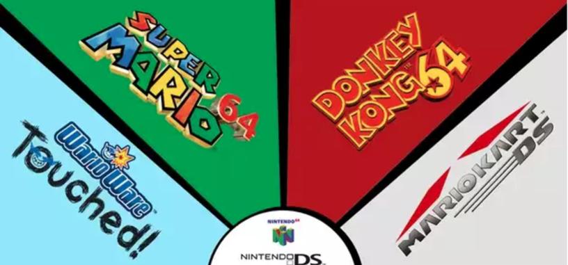 La consola virtual de Wii U crece con juegos de Nintendo 64 y Nintendo DS