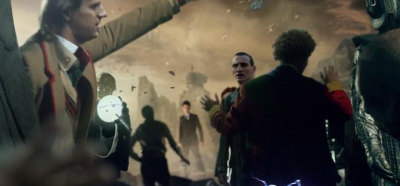 La BBC vende diez episodios de 'Doctor Who' mediante la plataforma BitTorrent Bundle