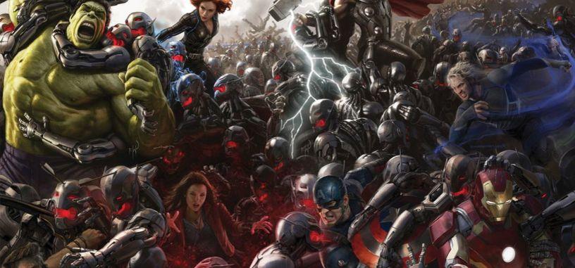 El tráiler final de 'Los Vengadores 2' te dejará con ganas de más