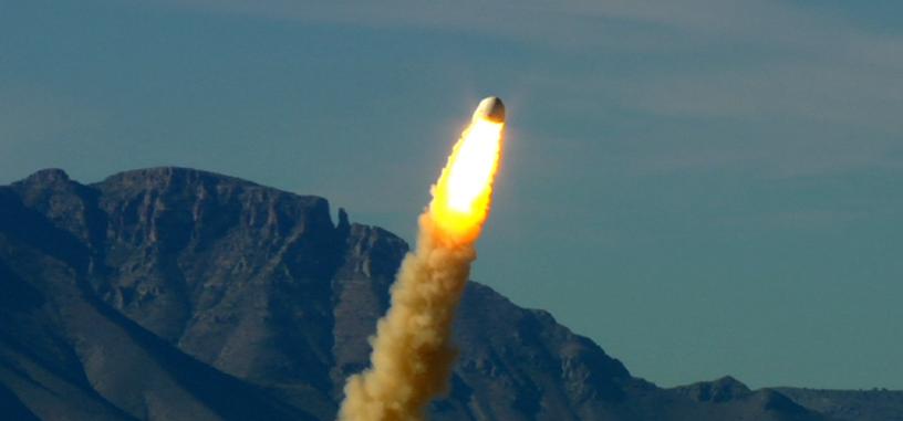 La compañía aeroespacial de Jeff Bezos lanzará su primer cohete este año